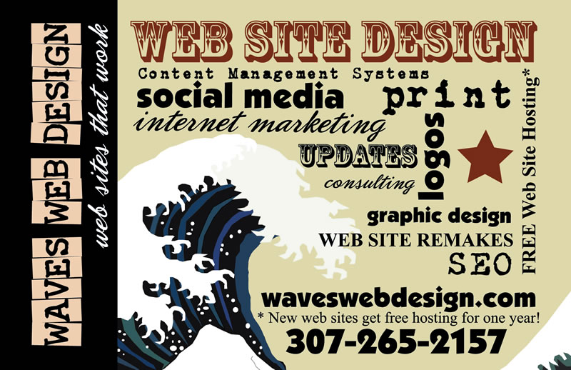 Waves Web Design, Professional, Web Site Design, Professional Web Sites, Quality Web Site Hosting